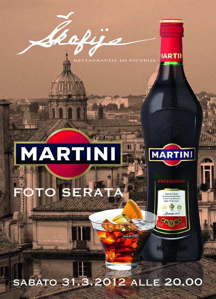 flyer Martini