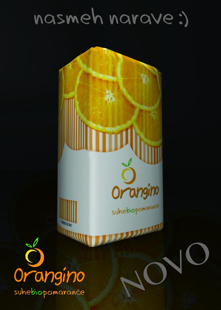 poster Orangino